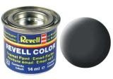Barva Revell emailová - 32177: matná prachově šedá (dust grey mat)