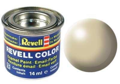 Barva Revell emailová - 32314: hedvábná béžová (beige silk) Plastikové modely