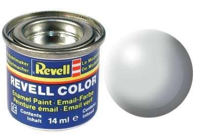 Barva Revell emailová - 32371: hedvábná světle šedá (light grey silk) Plastikové modely