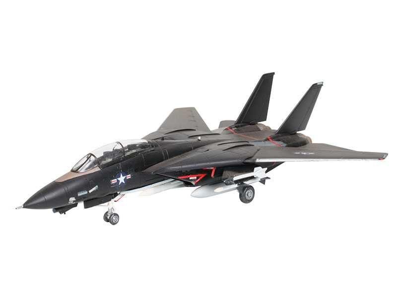 ModelSet letadlo 64029 - F-14A BLACK TOMCAT (1:144) Plastikové modely