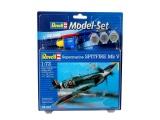 ModelSet letadlo 64164 - Spitfire Mk. V (1:72) Plastikové modely