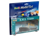 ModelSet loď 65804 - R.M.S. TITANIC (1:1200) Plastikové modely