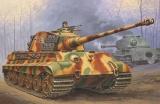 Plastic ModelKit tank 03129 - Tiger II Ausf. B (1:72) Plastikové modely