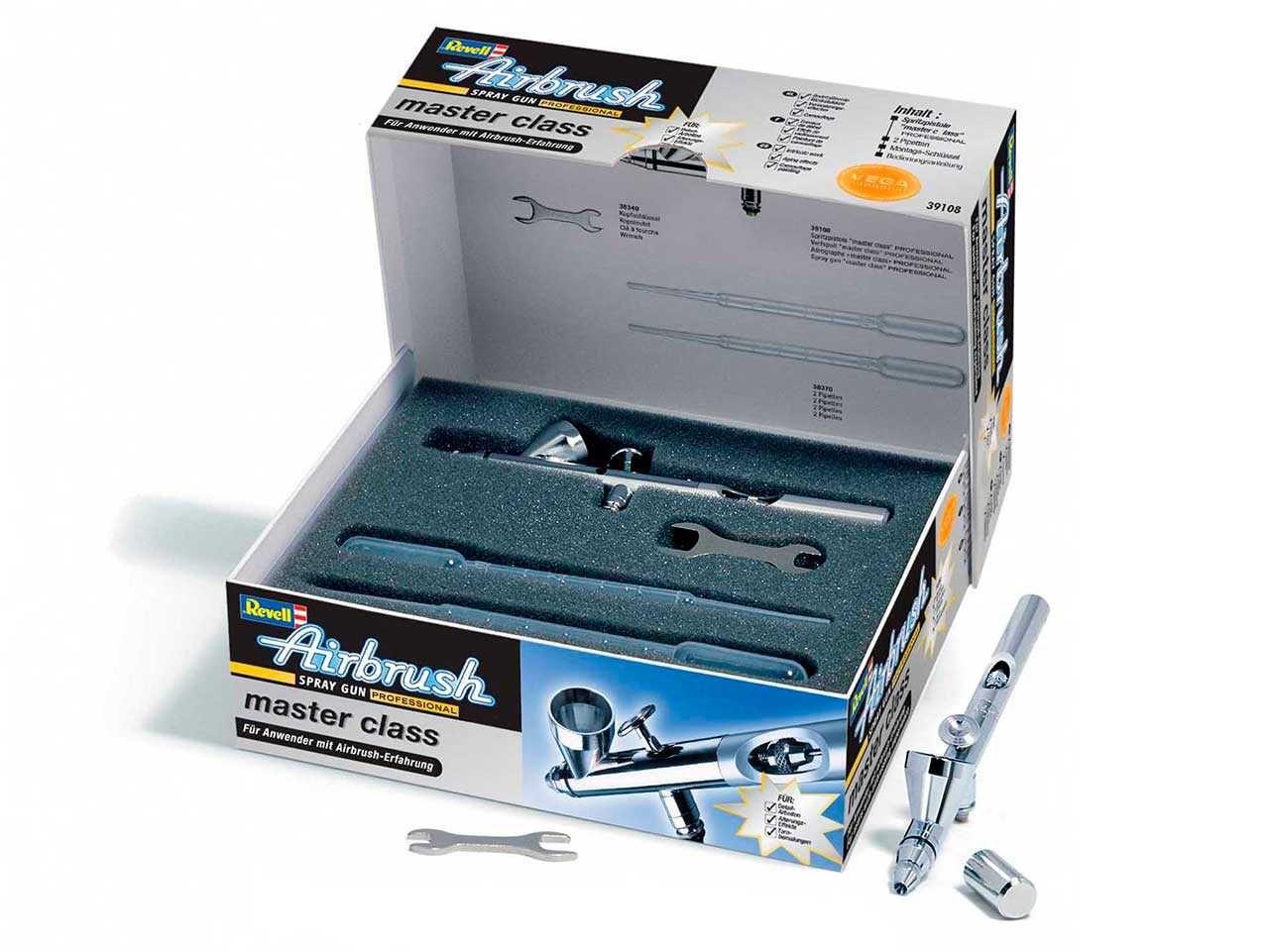 Airbrush Spray Gun 39108 - master class (Professional) Plastikové modely