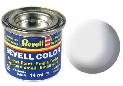 Barva Revell emailová - 32176: matná světle šedá (light grey mat USAF) Plastikové modely