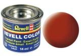 Barva Revell emailová - 32183: matná rezavá (rust mat)