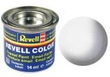 Barva Revell emailová - 32301: hedvábná bílá (white silk)