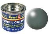 Barva Revell emailová - 32360: hedvábná zelená (green silk)