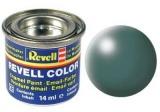 Barva Revell emailová - 32364: hedvábná listově zelená (leaf green silk)
