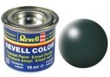 Barva Revell emailová - 32365: hedvábná zelená patina (patina green silk)