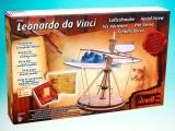 Leonardo edice 00500 - Aerial Screw - dřevěná stavebnice (1:48)