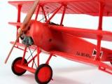 Plastic ModelKit letadlo 04116 - 'Fokker DR. 1 Triplane (1:72) Plastikové modely