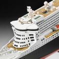 Plastic ModelKit loď 05808 - Queen Mary 2 (1:1200) Plastikové modely