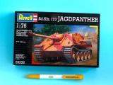 Plastic ModelKit tank 03232 - Jagdpanther (1:76)