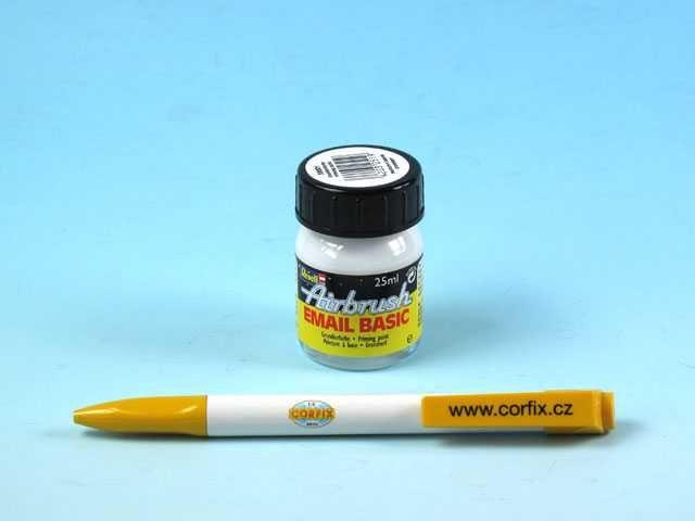 Airbrush Email Basic 39001 - podkladová barva 25ml Plastikové modely