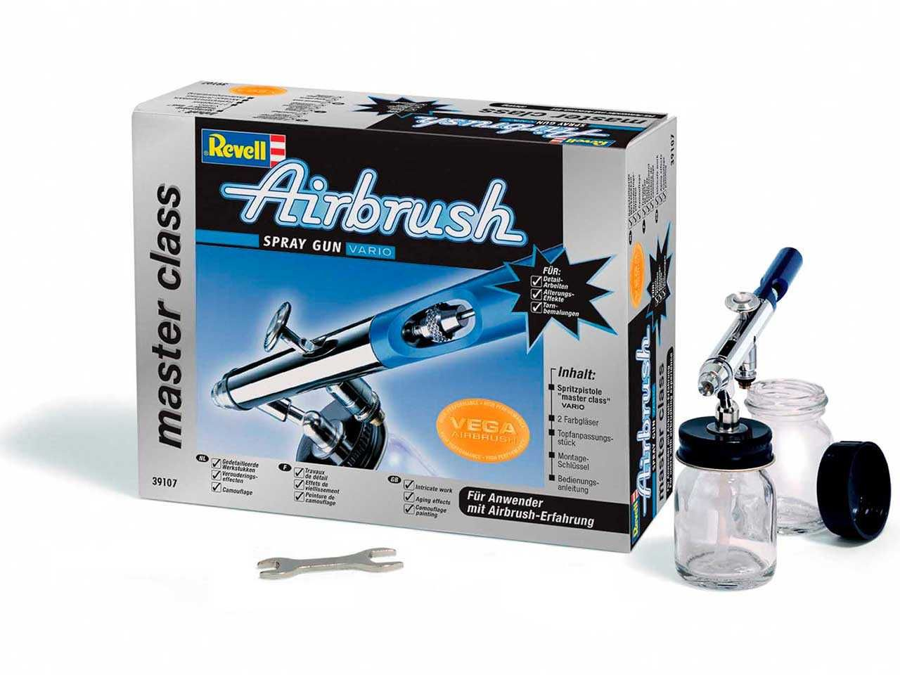 Airbrush Spray Gun 39107 - master class (Vario) Plastikové modely