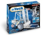 EITECH Metal Construction set - C08 Fork / Wheel loader