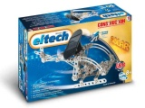 EITECH Solar Powered set - C72 Solar Powered Aircraft + Helicopter Plastikové modely