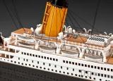 Gift-Set 05715 - R.M.S. Titanic - 100th anniversary edition (1:400) Plastikové modely