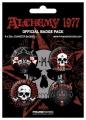Placka set - Alchemy (La Mort) - 4x38mm