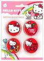 Placka set - Hello Kitty 4x38mm