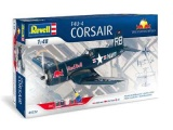 "Flying Bulls 05722 - F4U-4 Corsair ""Flying Bulls"" incl. Accessories (1:48)"