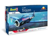 "Flying Bulls 05726 - T-28 Trojan ""Flying Bulls"" incl. Accessories (1:48)"