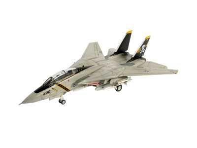 ModelSet letadlo 64021 - F-14A Tomcat (1:144) Plastikové modely
