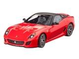 Plastic ModelKit auto 07091 - Ferrari 599 GTO (1:24)