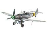 Plastic ModelKit letadlo 04665 - Messerschmitt Bf109 G-6 (1:32)