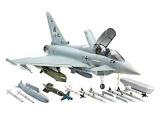 Plastic ModelKit letadlo 04855 - Eurofighter Typhoon