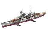 Plastic ModelKit loď 05117 - Cruiser Admiral Hipper (1:720)