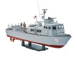 Plastic ModelKit loď 05122 - US Navy Swift Boat (PCF) (1:48)