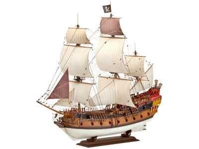Plastic ModelKit loď 05605 - Pirate Ship Plastikové modely