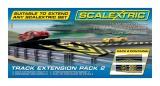 Rozšíření trati SCALEXTRIC C8511 - Track Extension Pack 2 - Leap Plastikové modely
