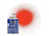 Barva Revell ve spreji - 34125: matná světle oranžová (luminous orange mat)