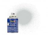 Barva Revell ve spreji - 34371: hedvábná světle šedá (light grey silk) Plastikové modely