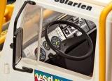 Plastic ModelKit auto Limited Editions 07450 - Mercedes Unimog U1300L Rallye (1:24) Plastikové modely