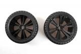REVELL - REVELLUTIONS (47030) - Set 2x Rear Wheel for Buggy, black