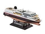 ModelSet loď 65817 - MS Midnatsol (1:1200) Plastikové modely