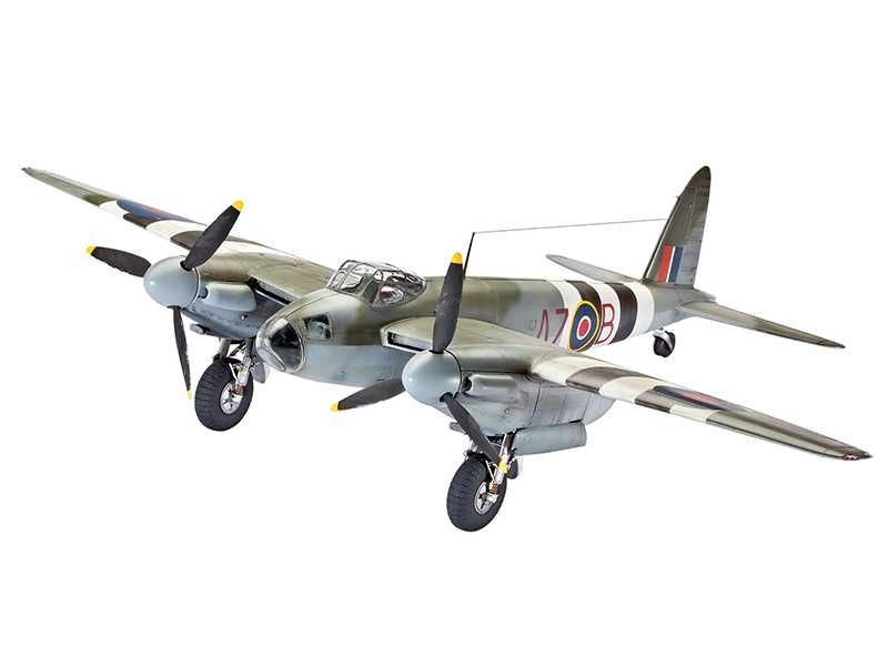 Plastic ModelKit letadlo 04758 - Mosquito Mk. IV (1:32) Plastikové modely