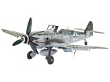 Plastic ModelKit letadlo 04888 - Messerschmitt Bf109 G-10 Erla (1:32)