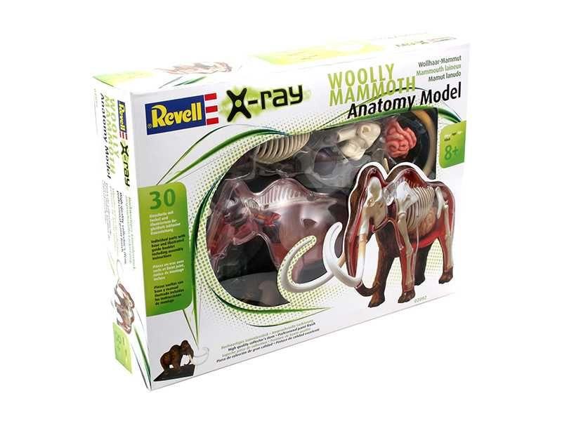 X-ray SnapKits 02092 - mamut Plastikové modely